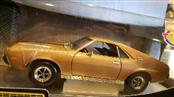 AMERICAN MUSCLE Collectible Plate/Figurine 1968 AMC AMX